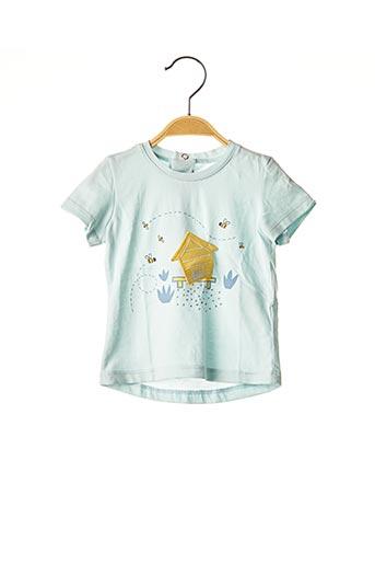 T-shirt manches courtes bleu ABSORBA pour garçon