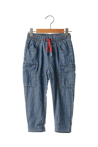Pantalon casual bleu CATIMINI pour garçon