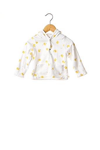 Veste casual blanc ABSORBA pour enfant