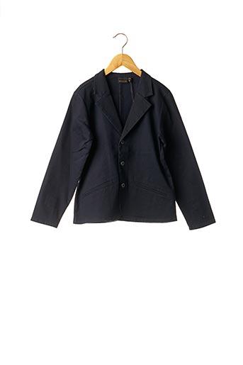 Veste chic / Blazer bleu BECKARO pour garçon