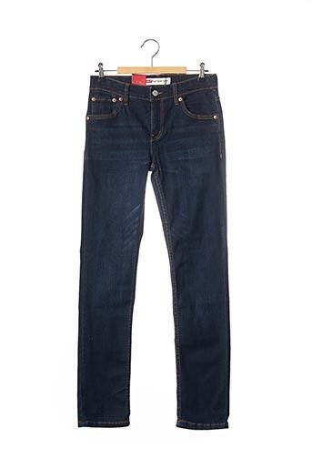 Jeans coupe slim bleu LEVIS pour garçon