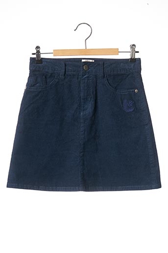Jupe mi-longue bleu CHIPIE pour fille