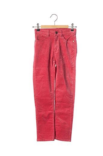 Pantalon casual rose 3 POMMES pour fille