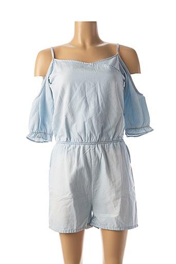 Combishort bleu ESPRIT pour fille