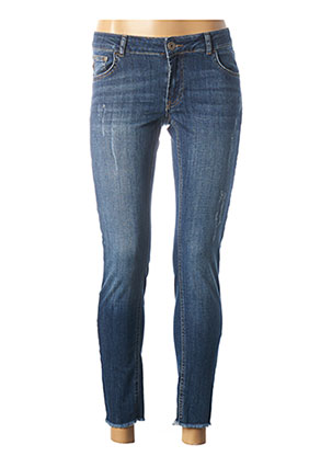 Jeans skinny bleu DESIRES pour femme