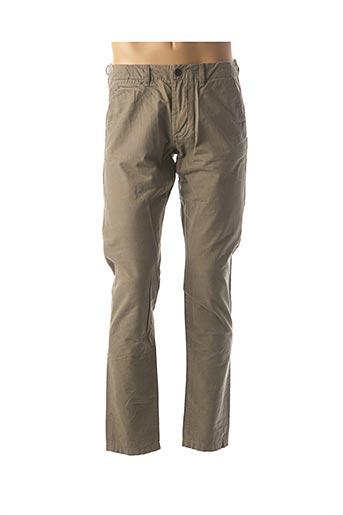 Pantalon casual vert JACK & JONES pour homme