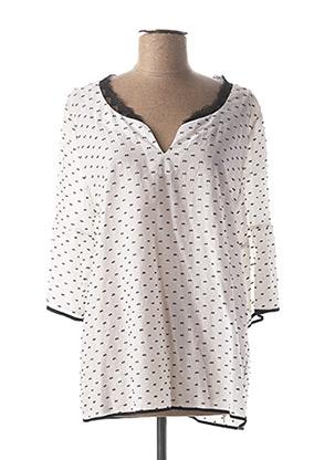 Pyjama blanc TECCIA pour femme