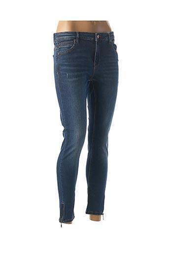 Jeans skinny bleu ONLY pour femme