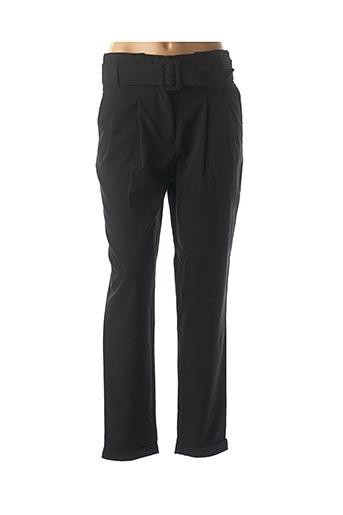 Pantalon chic noir ONLY pour femme