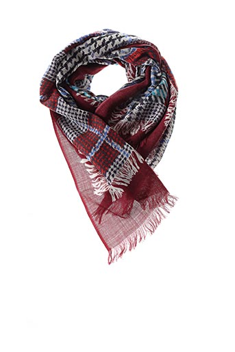 Foulard rouge INOUI TOOSH pour femme