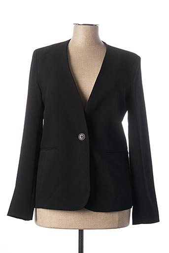 Veste chic / Blazer noir DESIGUAL pour femme