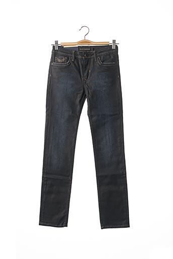 Jeans coupe slim bleu KAPORAL pour enfant