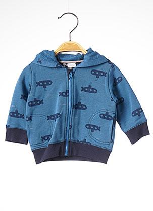 Veste casual bleu ABSORBA pour garçon