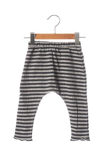 Pantalon casual gris LOUIS*LOUISE pour fille