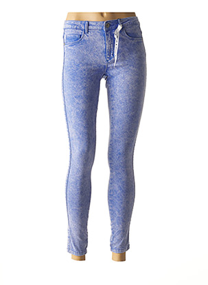 Jegging bleu ONLY pour femme
