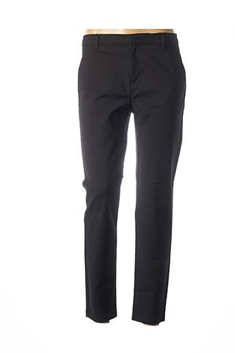 Pantalon 7/8 noir VERO MODA pour femme