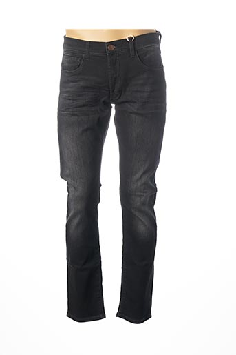 Jeans coupe slim noir FREEMAN T.PORTER pour homme