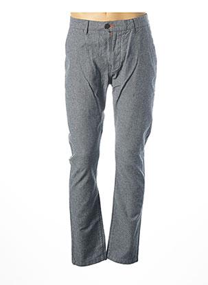 Pantalon casual bleu SUPERDRY pour homme