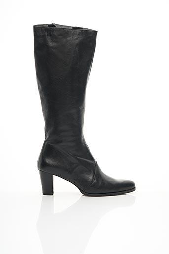 Bottes noir ALICIA KAPRI pour femme