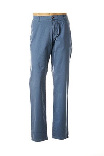 Pantalon casual bleu BUGATTI pour homme