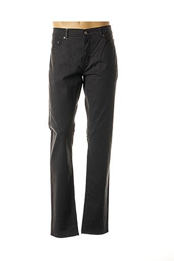 Pantalon casual gris EMYLE pour homme