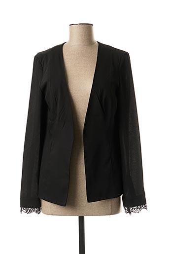 Veste chic / Blazer noir VERO MODA pour femme