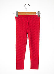 Legging rouge MAYORAL pour fille seconde vue