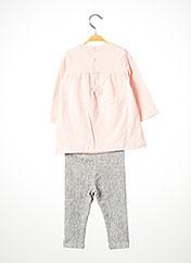 Top/pantalon rose MAYORAL pour fille seconde vue