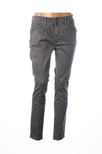 Pantalon casual gris SALSA pour femme