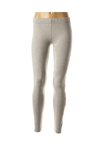 Legging gris ELLESSE pour femme