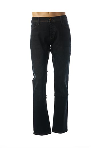 Jeans coupe large noir SALSA pour homme