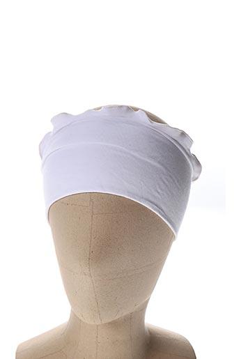 Accessoire pour cheveux blanc MAIS IL EST OU LE SOLEIL pour femme