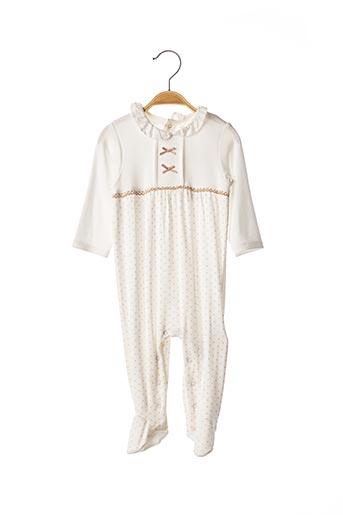 Pyjama beige MAYORAL pour fille