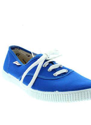 Baskets bleu VICTORIA pour unisexe