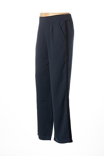 Pantalon chic bleu B.YOUNG pour femme