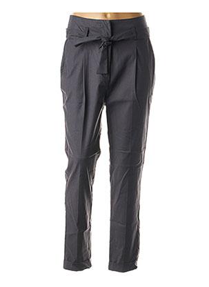 Pantalon 7/8 gris EXPRESSO pour femme