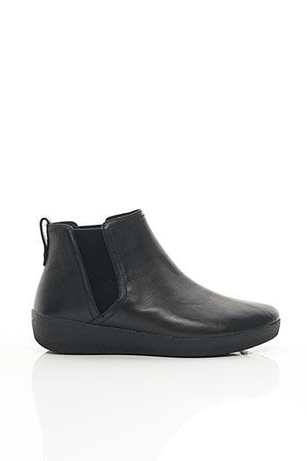 Bottines/Boots noir FITFLOP pour femme