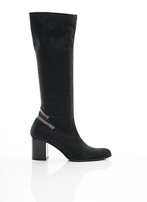 Bottes noir CARDENAL pour femme