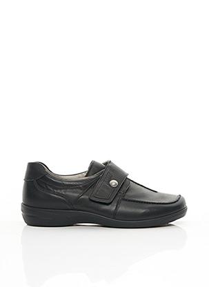 Chaussures de confort noir ARA pour homme