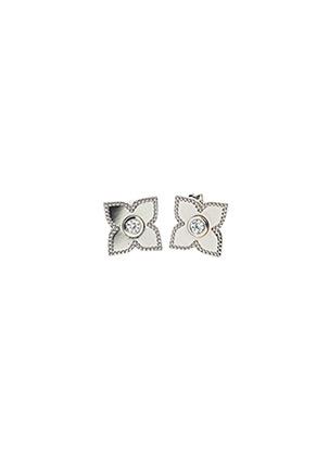 Boucles d'oreilles gris CEMPP pour femme