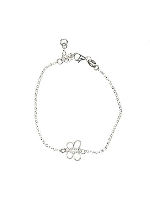 Bracelet gris EMMANUEL pour femme