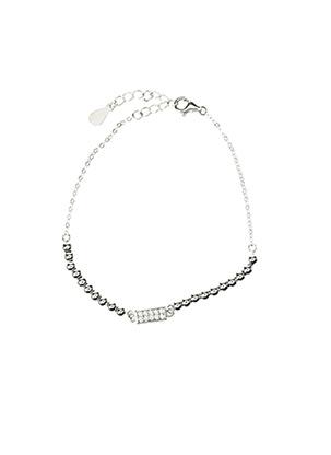 Bracelet gris IKPS pour femme
