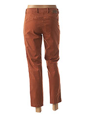Pantalon casual orange PAKO LITTO pour femme seconde vue