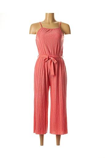 Combi-pantalon rose BECKARO pour fille