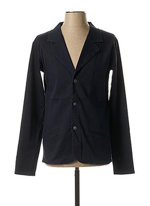 Veste casual bleu BECKARO pour garçon