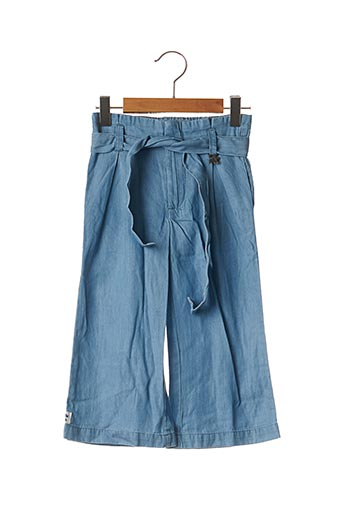 Pantalon chic bleu CHIPIE pour fille
