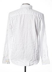 Chemise manches longues blanc JACK & JONES pour homme seconde vue
