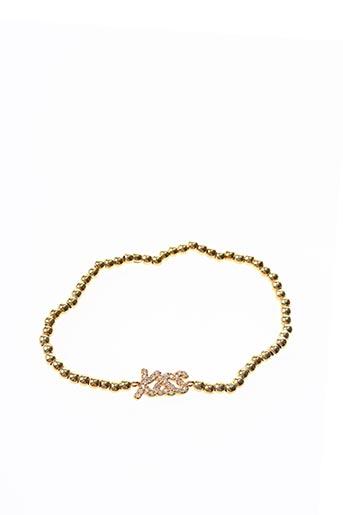 Bracelet jaune AMBROSIA PARIS pour femme