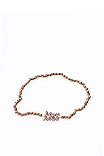 Bracelet rose AMBROSIA PARIS pour femme