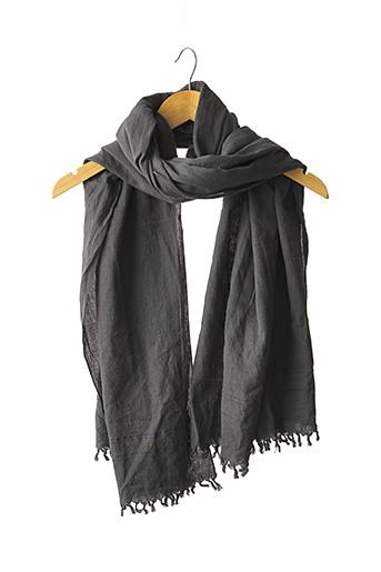 Foulard gris MOIS MONT pour homme